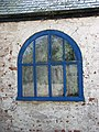 Blue-framed window - geograph.org.uk - 808696.jpg