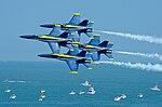 Blue Angels perform Diamond 360 maneuver at Ocean City Air Show (150614-N-WJ386-079).jpg