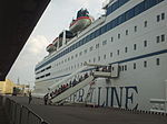 Boarding StPeter Line.JPG