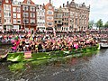 Boat 48 Groen Links, Canal Parade Amsterdam 2017 foto 2.JPG