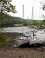 Boats Moored on Millbrook Lake - geograph.org.uk - 794456.jpg