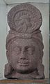 Bodhisattva Head with Turban - Circa 1st Century CE - Mathura - ACCN 16-1239 - Government Museum - Mathura 2013-02-24 5964.JPG