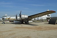 "Boeing B-29A Superfortress '49 - Z' ""Flagship 500"" (44-61669 - N3299F) (26992110281).jpg"