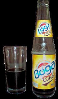 Boga (soft drink) Tunisian soda