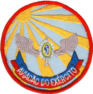 Brazilian Army Aviation Command - Image: Bol avex