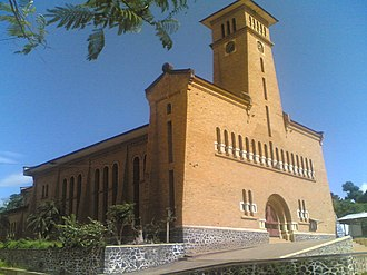 Roman Catholic Diocese of Boma - Boma Cathedral