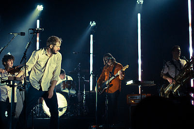 Picture of a band or musician: Bon Iver