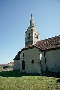 Bonvillars - clocher de l'église.jpg
