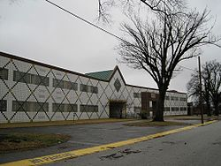 Booker T Washington High School Memphis TN 2013-01-12 009.jpg