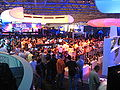 Booth of Electronic Arts at gamescom 2009 PNr°0201.JPG