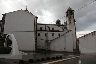 Borore - Chiesa della Beata Vergine Assunta