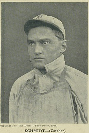 Boss Schmidt - Schmidt in 1908