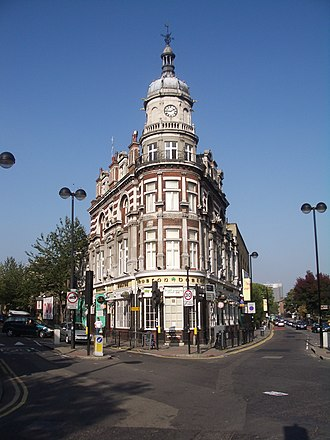 Tufnell Park - Image: Boston Arms Tufnell Park 2005