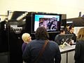 BotCon 2011 - Transformers Prime booth (5802062065).jpg