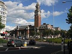 Bournemouth, The Lansdowne - geograph.org.uk - 509109.jpg