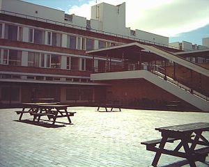 Bowland College, Lancaster - Bowland College Quad