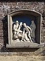 Boxmeer - Rooms Katholieke begraafplaats aan de Begijnestraat - Kruiswegstatie - Statie 7.jpg