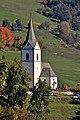 Brückl Sankt Ulrich am Johannserberg Pfarrkirche hl. Ulrich SW-Ansicht 01112011 2680.jpg