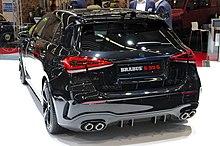 Mercedes Benz Brabus >> Brabus Wikipedia