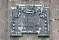 Photo of Bronze plaque № 10632