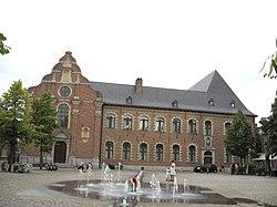 Bree - Voormalig Augustijnenklooster.jpg
