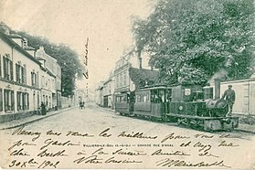 Image illustrative de l'article Tramway de Villiers-le-Bel