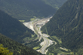 Image illustrative de l'article Col du Brenner