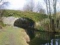 Bridge 169, Lancaster Canal - geograph.org.uk - 1713914.jpg