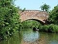 Bridge No 50, Oxford Canal at Newbold on Avon, Warwickshire - geograph.org.uk - 989138.jpg