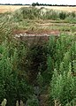 Bridge over Welwick Drain. - geograph.org.uk - 198692.jpg