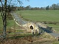 Bridge over the river Wansbeck at Wallington - geograph.org.uk - 53436.jpg