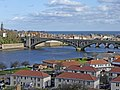 Bridges over Tweed, Tweedmouth - geograph.org.uk - 1240673.jpg