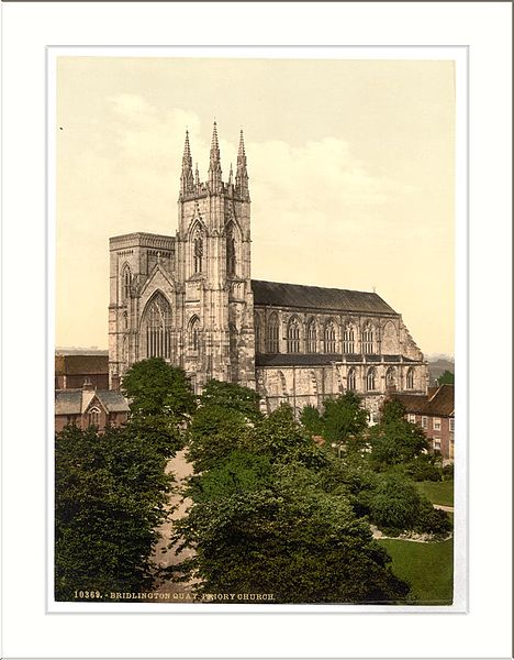 File:Bridlington Priory Church Yorkshire England.jpg