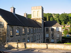 The History Press - Port Mill, Brimscombe
