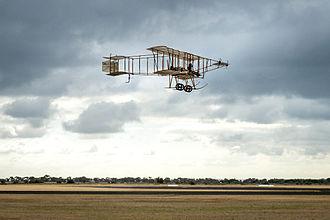 Bristol Aeroplane Company - Bristol Boxkite Centenary Flight at RAAF Museum Point Cook, 2014