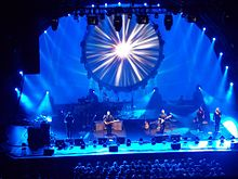 Brit Floyd ve Wallingfordu, Connecticut, USA