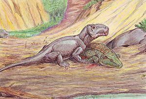 1838 in paleontology - Brithopus