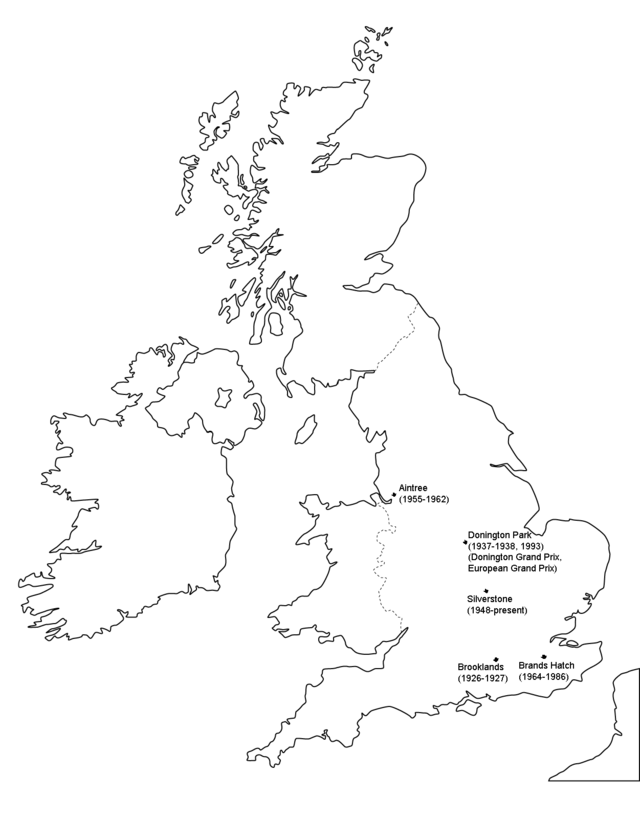 British Grand Prix - Wikiwand