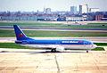 British Midland Airways Boeing 737-46B; G-OBMN@LHR;13.04.1996 (5216899343).jpg