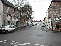 Broad Street, Wrington looking westwards - geograph.org.uk - 99225.jpg