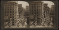 Broadway north from the post office building, New York, U. S. A., by H.C. White Co..png