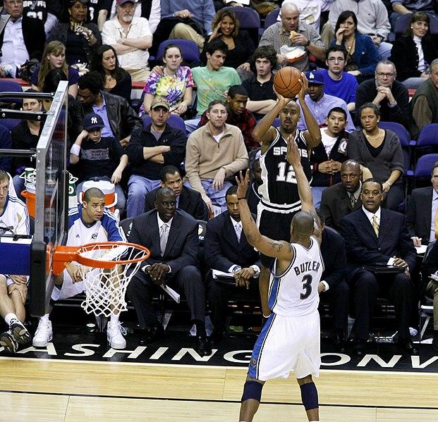 baloncesto moderno y matemáticas