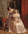 Bruden smykkes af sin veninde (Henrik Olrik).jpg