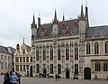 "Bruges, the square ""Burg"" and the town hall.jpg"