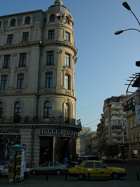 Hotel Capitol, 2006