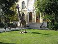 Bucuresti, Romania, Muzeul National de Istorie Naturala Grigoare Antipa; B-II-m-A-18983 (Girafa).JPG