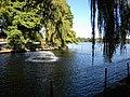 Bucuresti, Romania, Parcul Herastrau (Imagine de pe lacul Herastrau); B-II-a-A-18802.JPG
