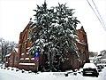 Bucuresti, Romania. BISERICA ANGLICANA (B-II-m-A-19833) (Zi de iarna desi e Martie) (2).jpg