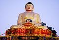 Buddha park at Swayambhu, Kathmandu, Nepal.jpg