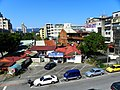 Buildings View fron Taipei Public Library Nangang Branch 20110226.jpg